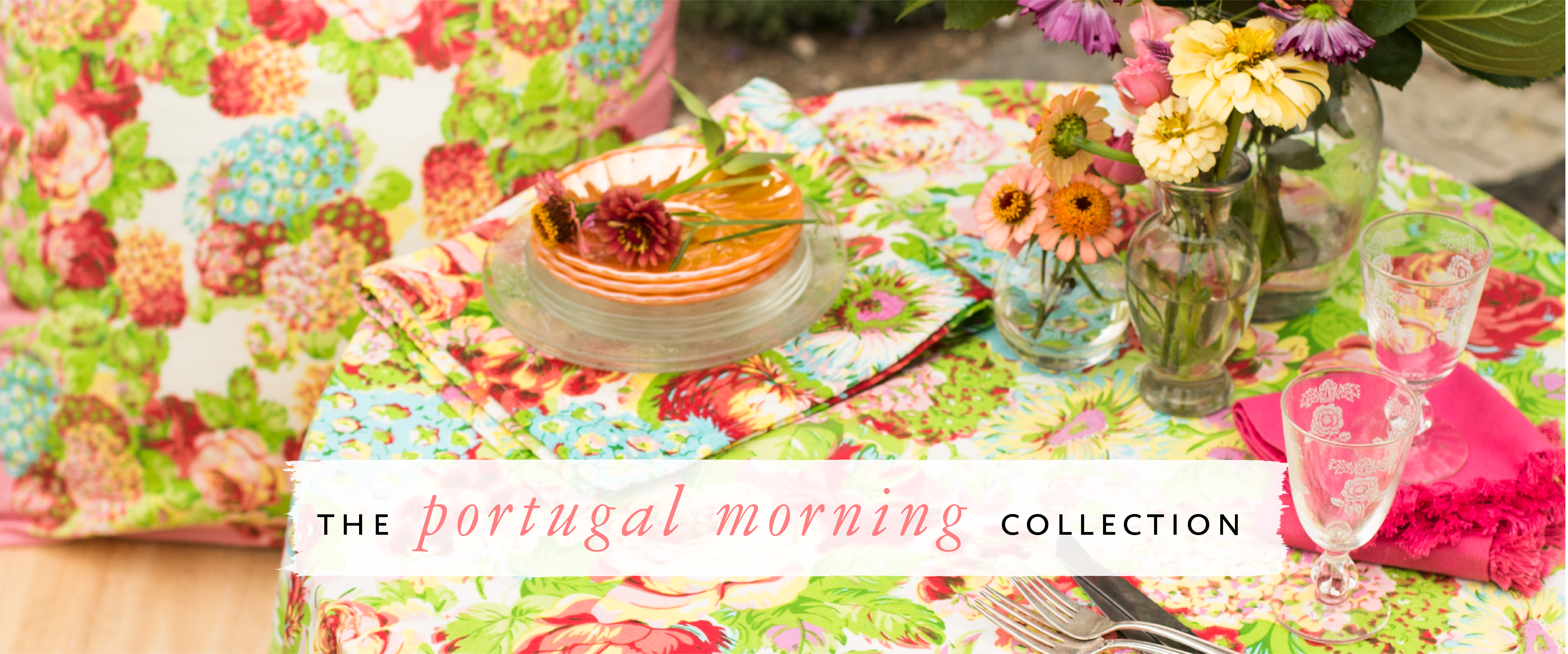 The Portugal Morning Collection