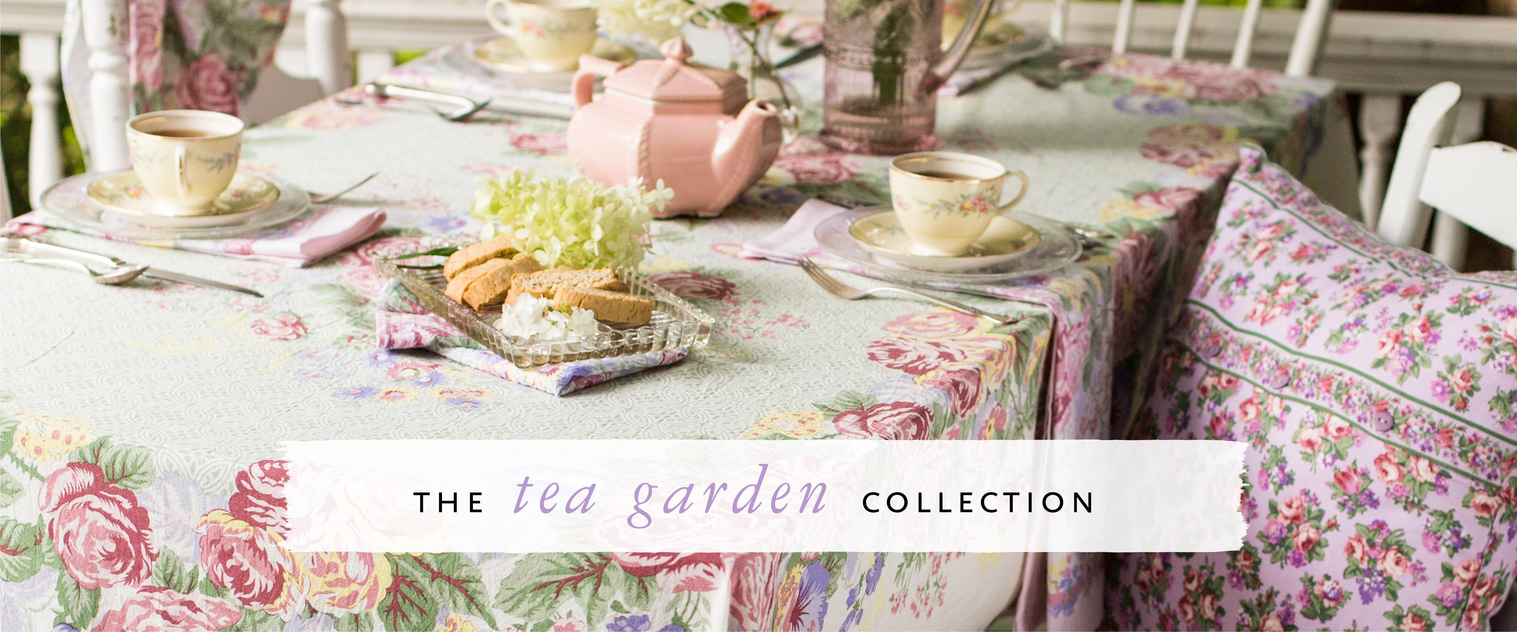 The Tea Garden Collection