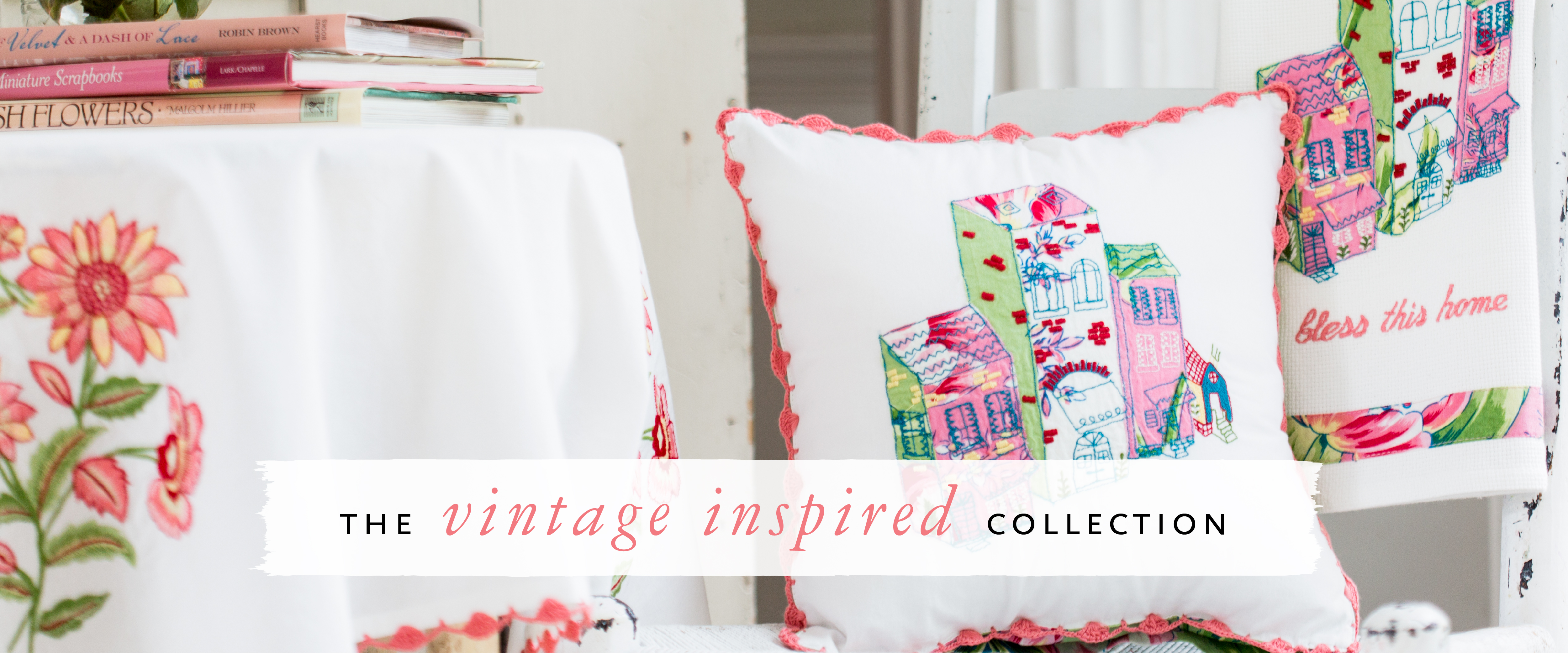 The Vintage Inspired Collection