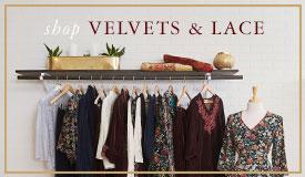Velvets & Lace