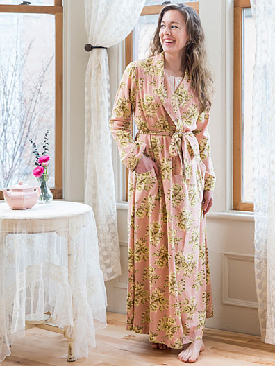 Stephanie Dressing Gown | Attic Sale, Ladies Attic :Beautiful ...