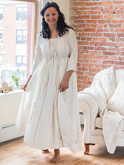 Patience Dressing Gown | April\'s Attic Sale, Ladies Attic :Beautiful ...