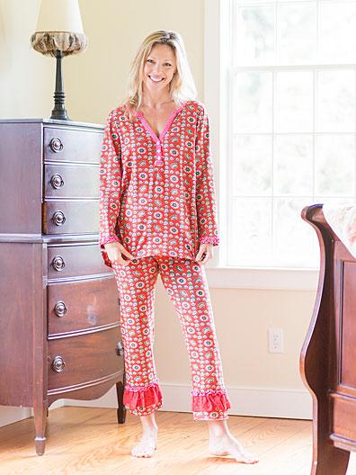 2c1c9a563ed9 Teacup Jersey Pajama