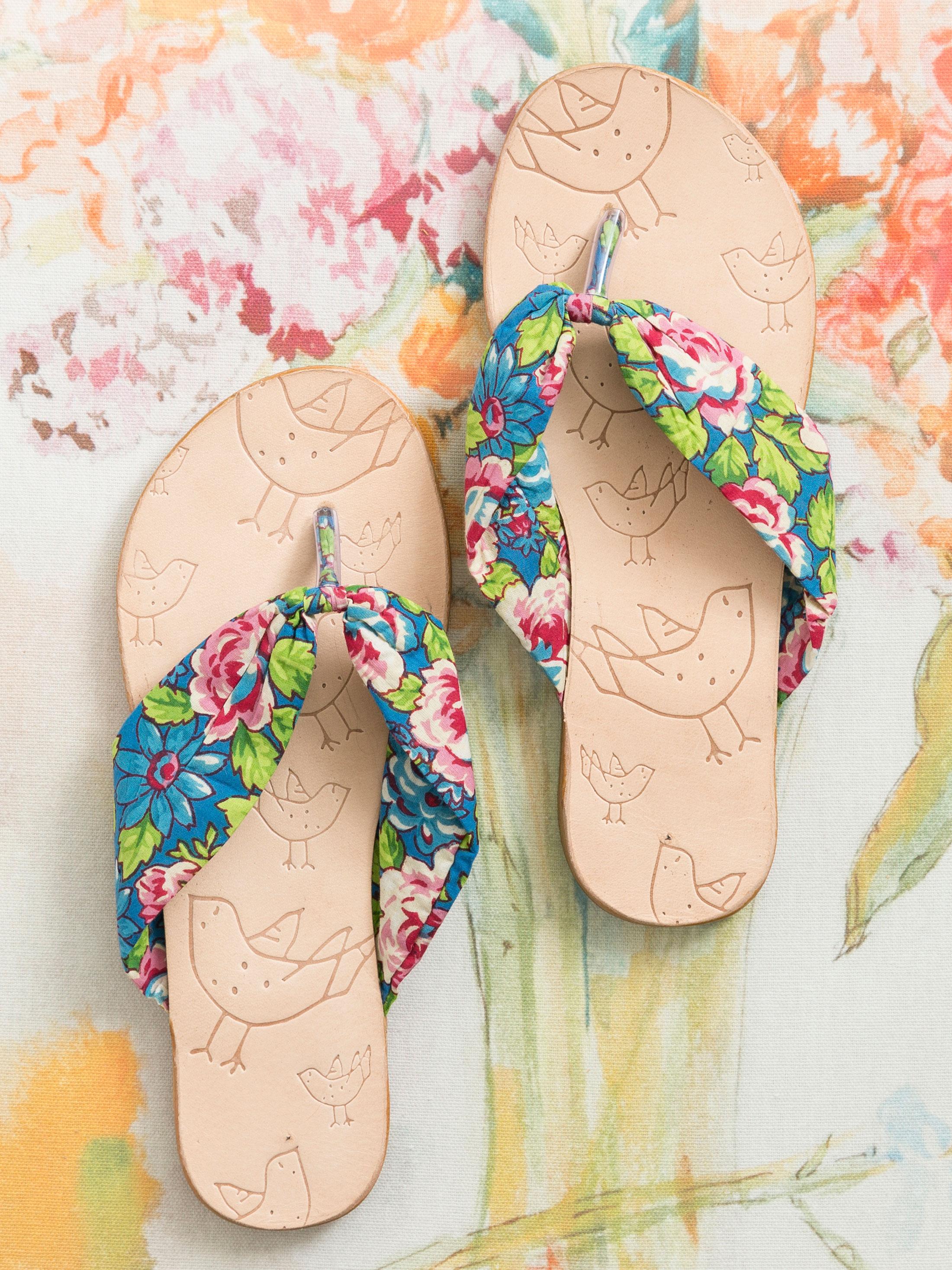Petals Sandal