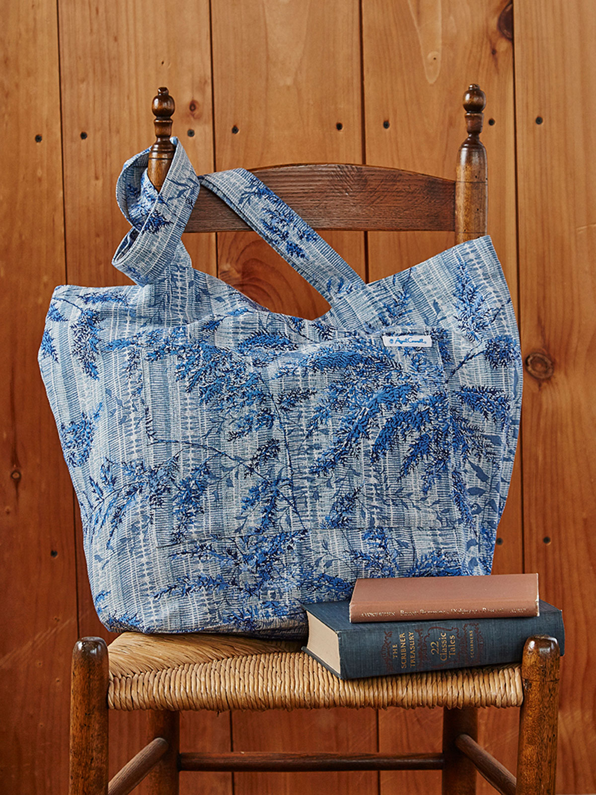 Fern Market Bag