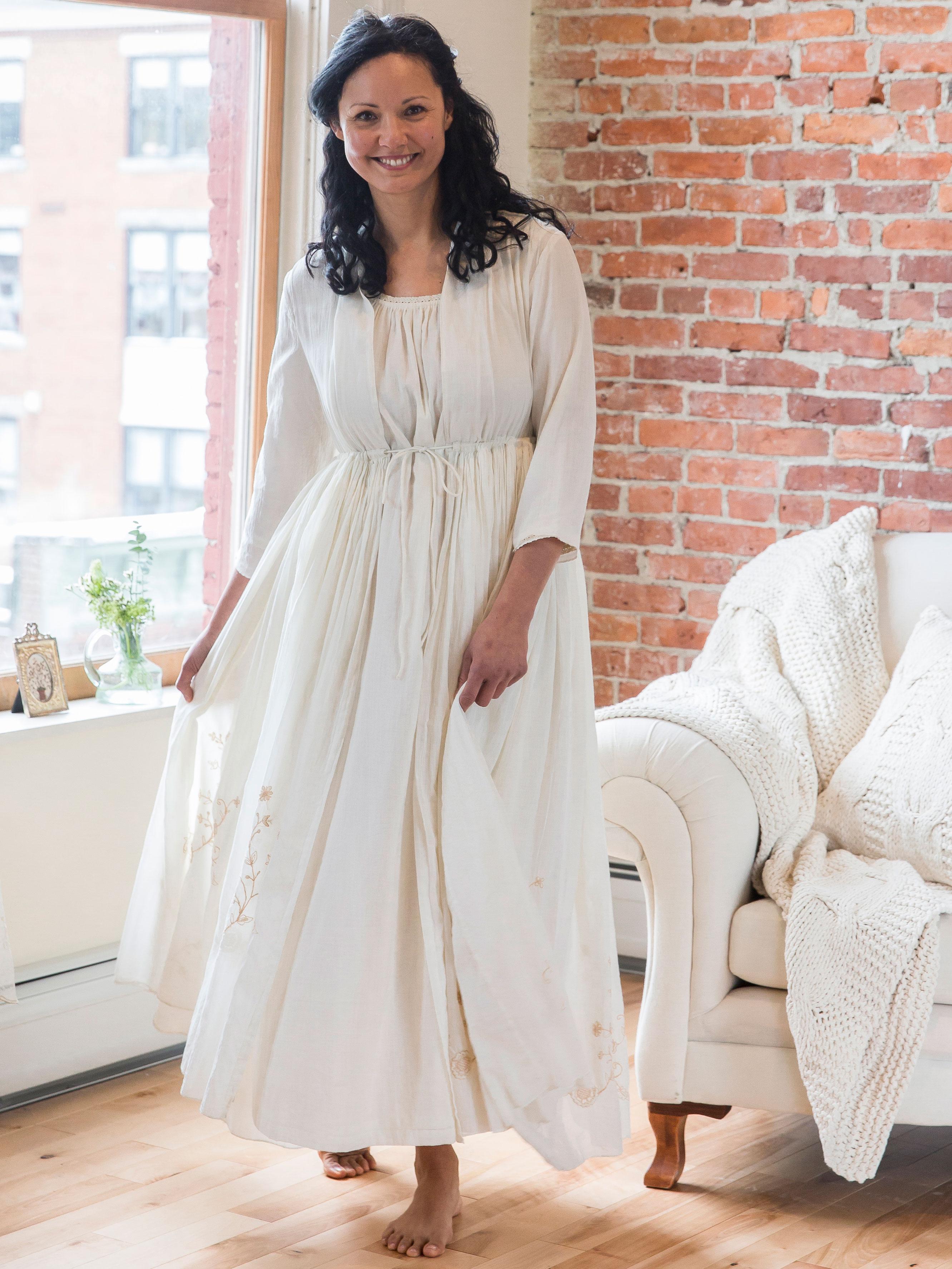 Patience Dressing Gown  3de25dec57