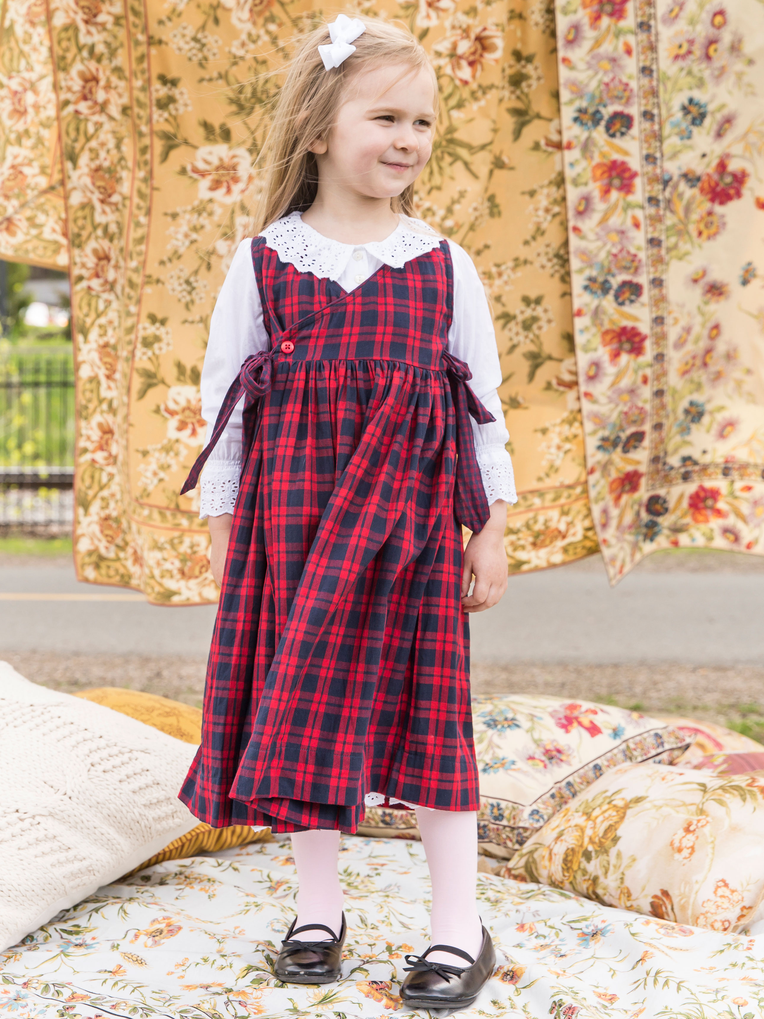 Phoebe Girls Dress