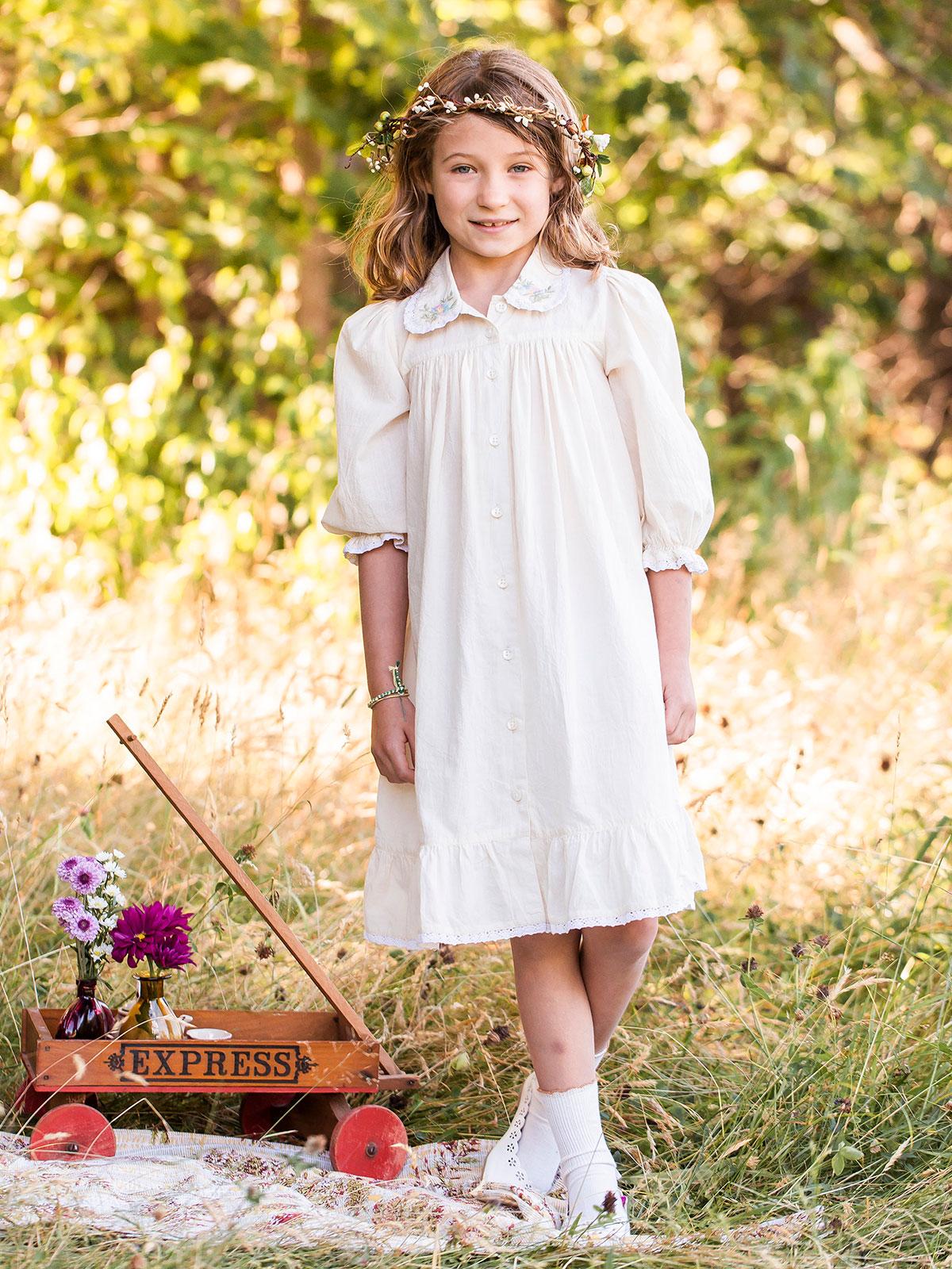 Chloe Girls Petticoat