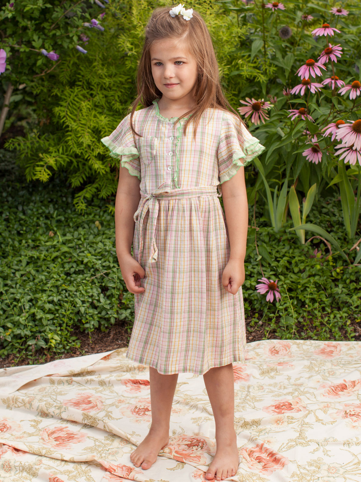 Beth Girls Dress