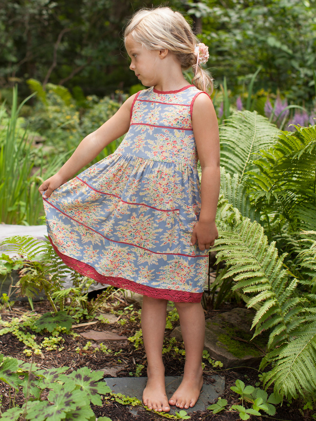 Molly Girls Dress