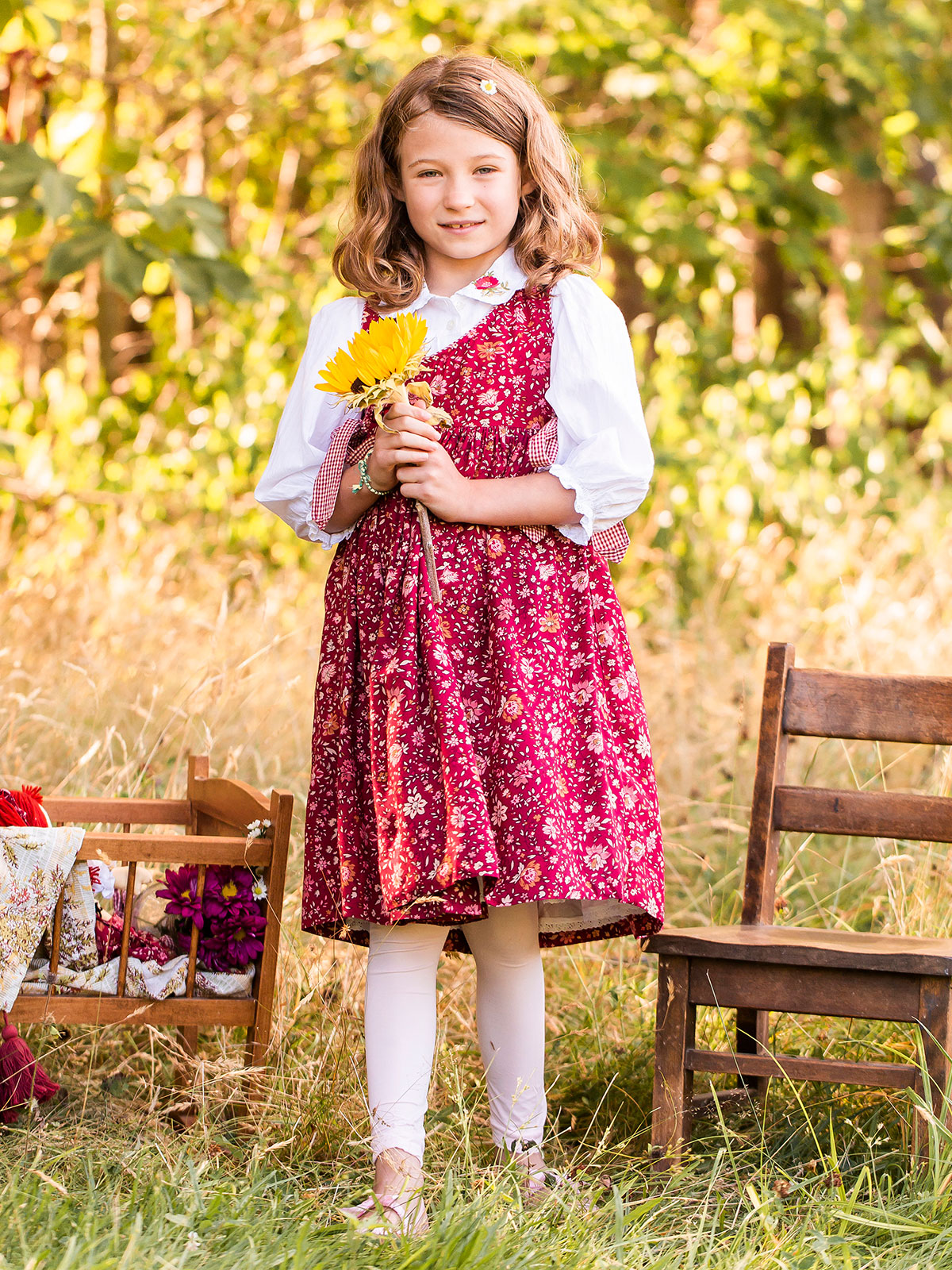 Avonlea Girls Dress