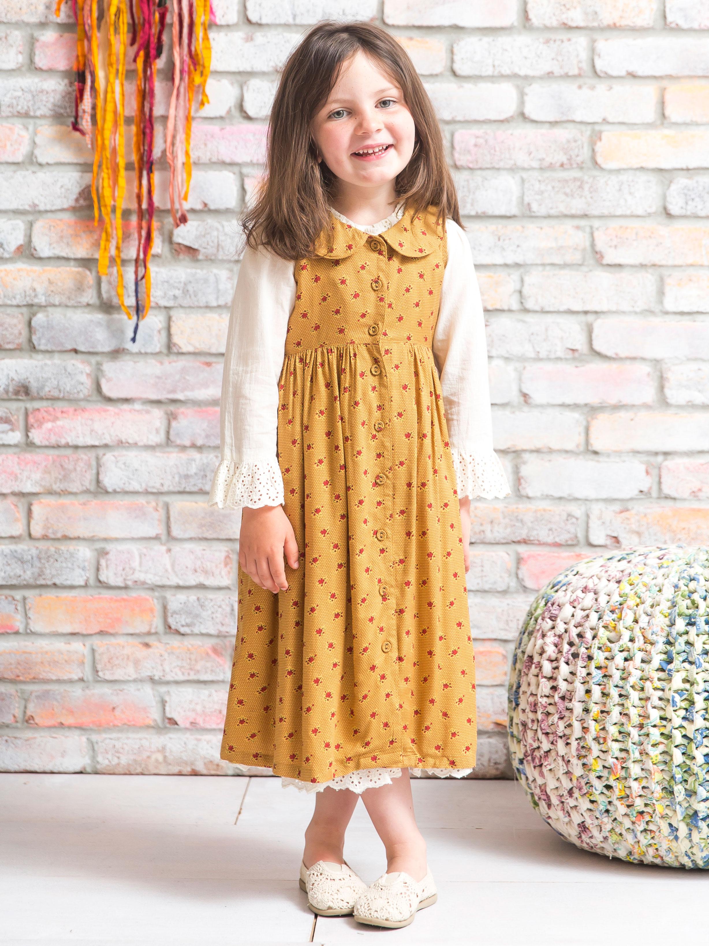 Honey Flower Girls Dress