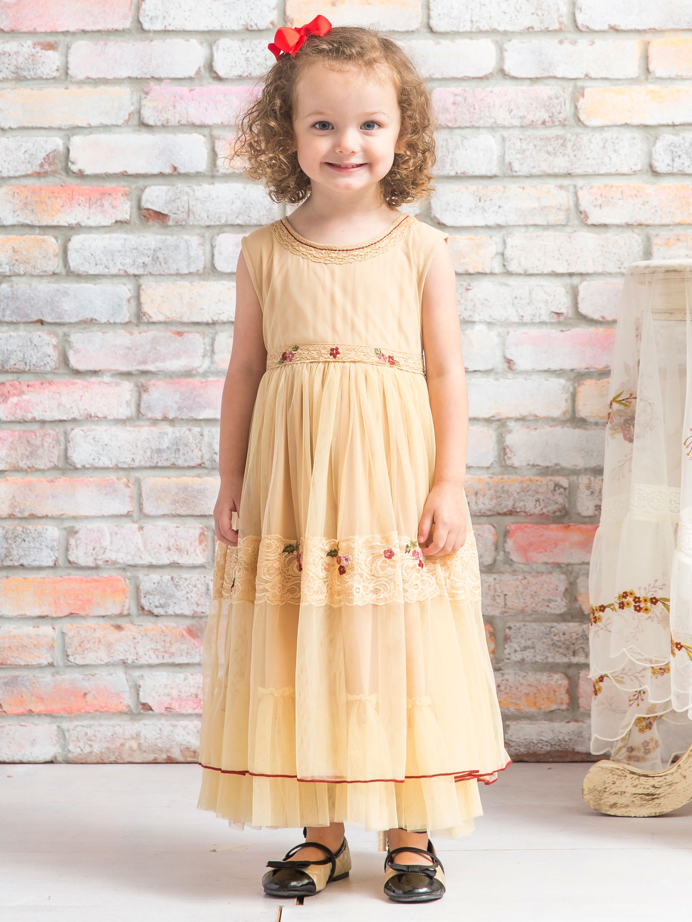 Dauphine Girls Dress