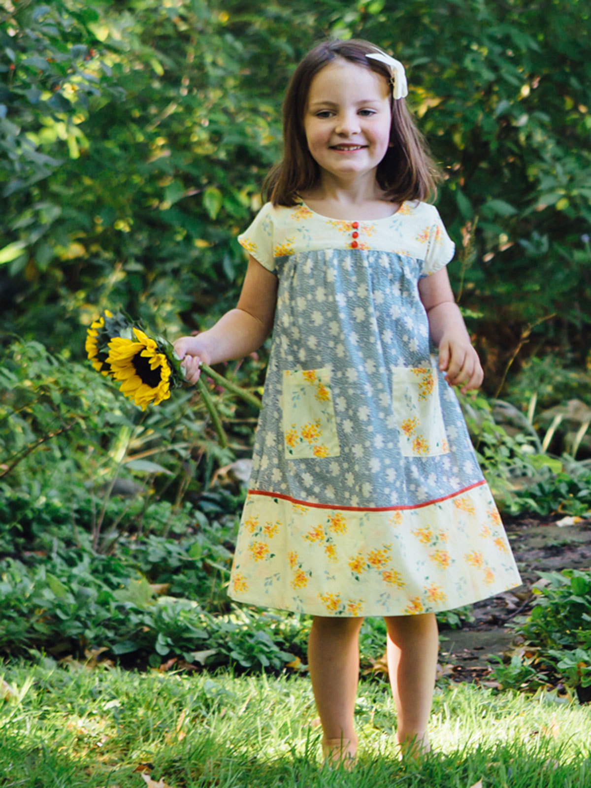 Hailey Girls Dress