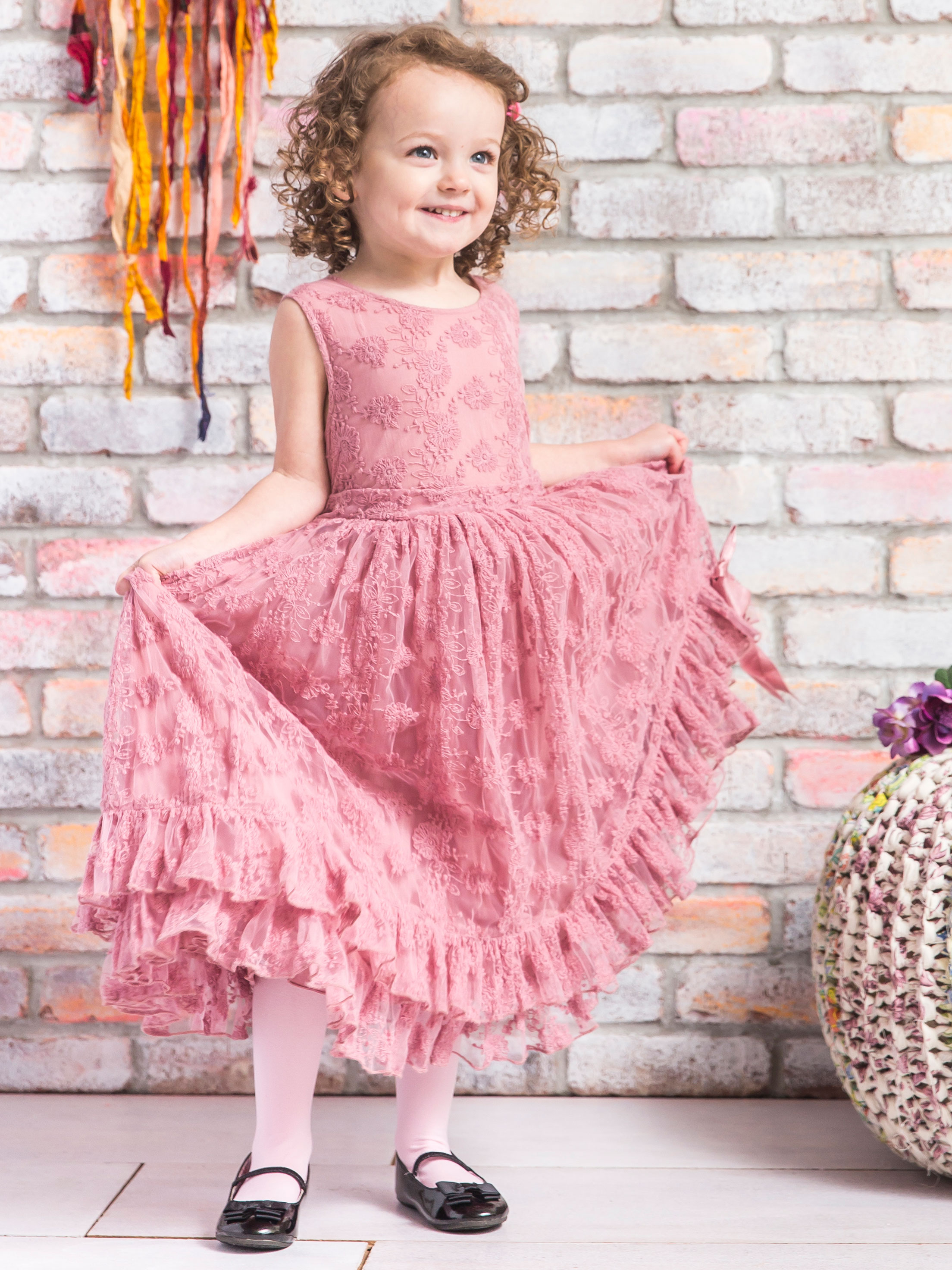 Sorbet Girls Dress