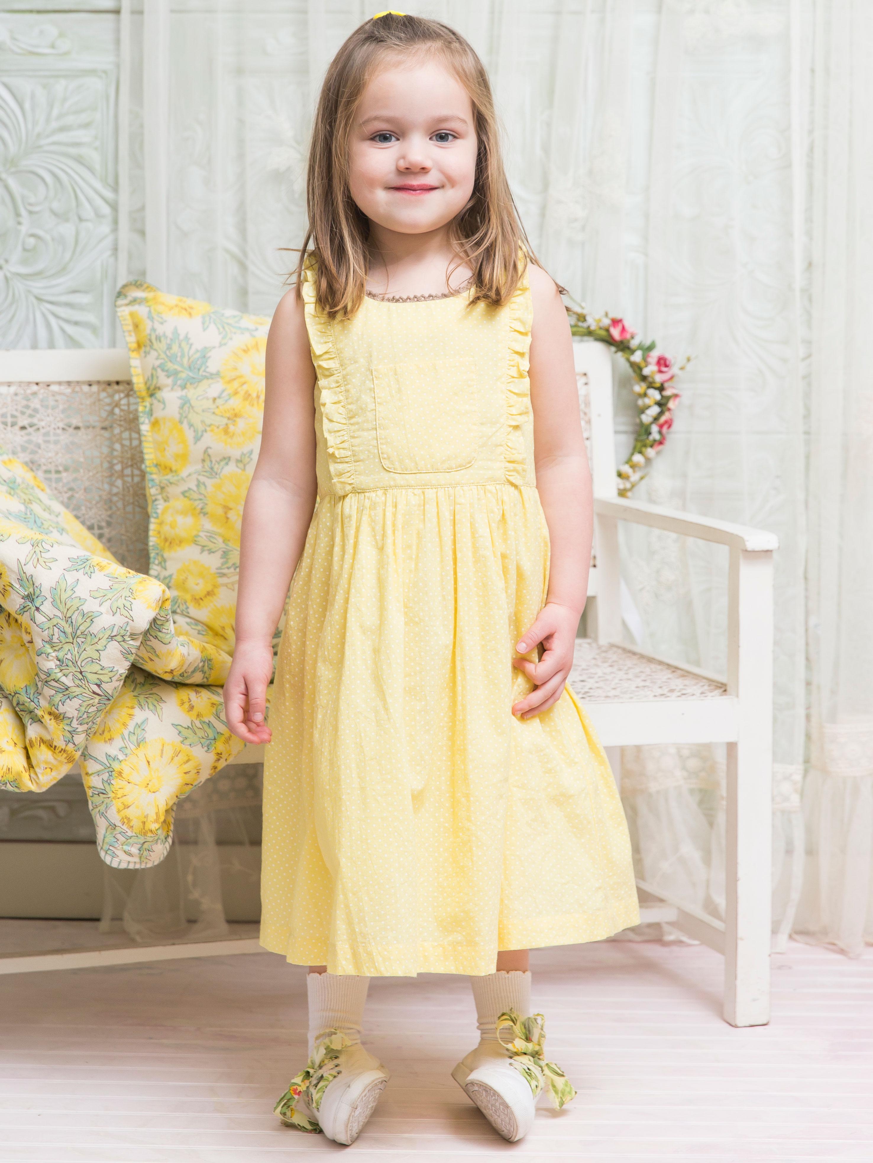 Dina Girls Dress