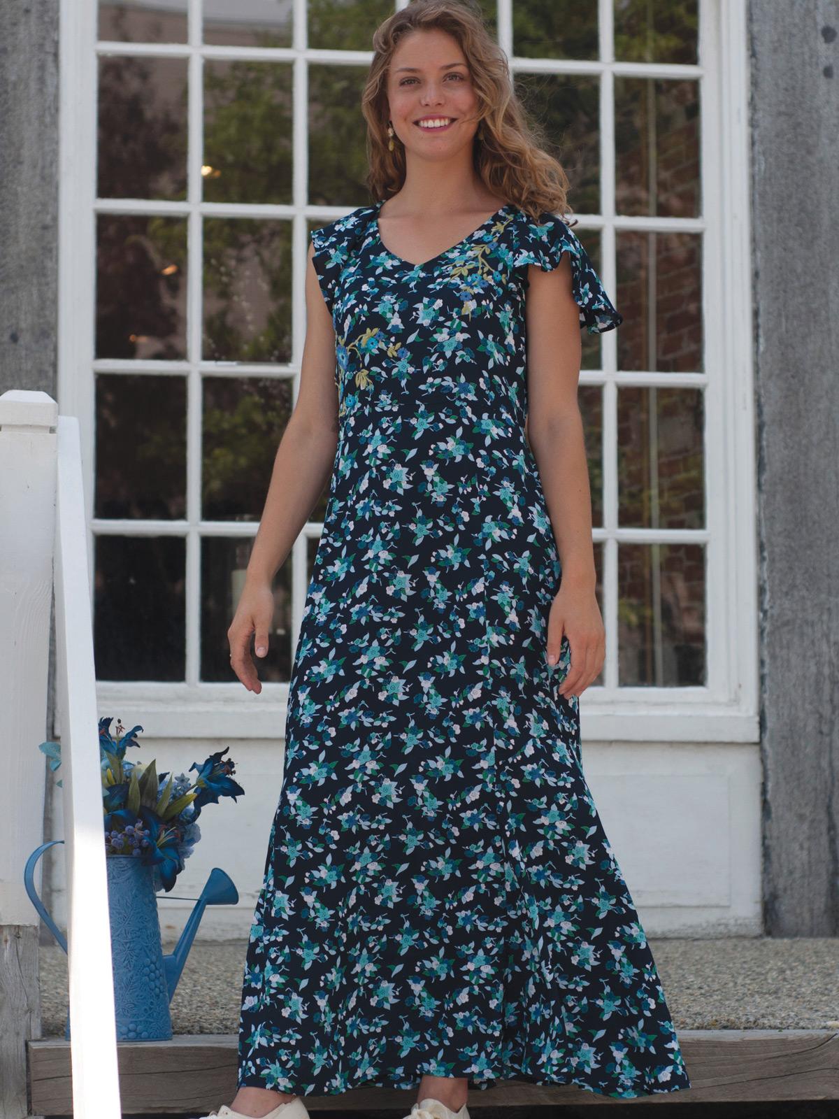 Helena Ladies Dress | Attic Sale, Ladies Attic :Beautiful Designs ...