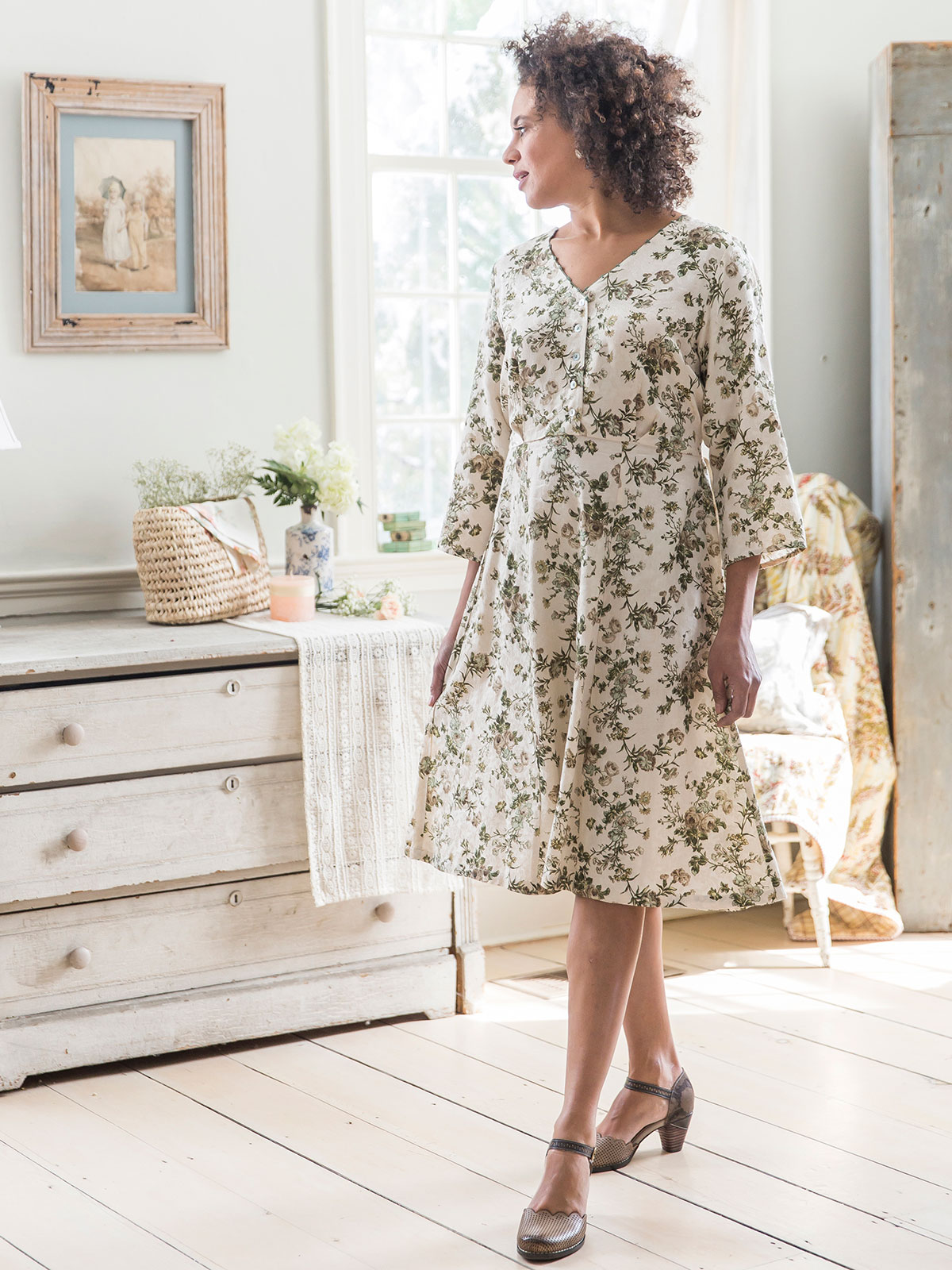 Laurel Tea Dress
