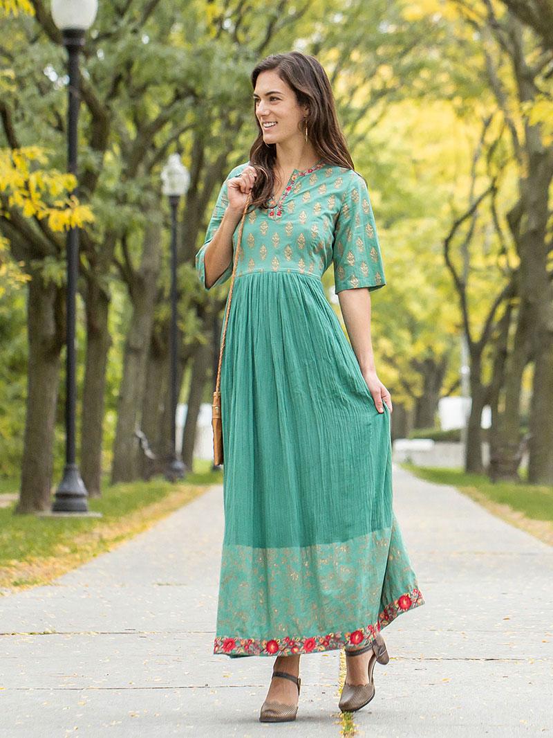 Mehar Dress