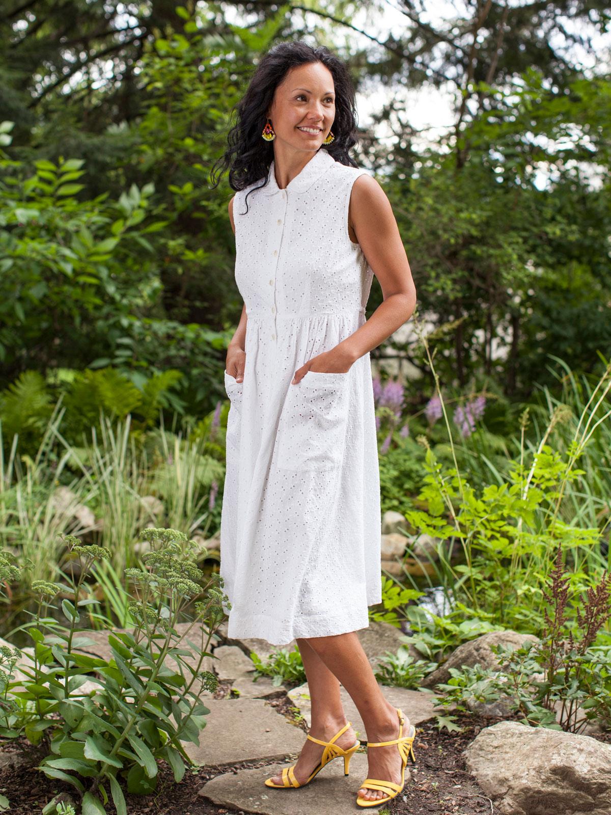 Francesca Ladies Dress | Attic Sale, Ladies Attic :Beautiful ...