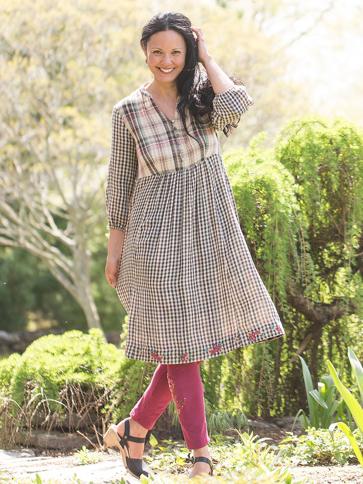 British Cousin Dress