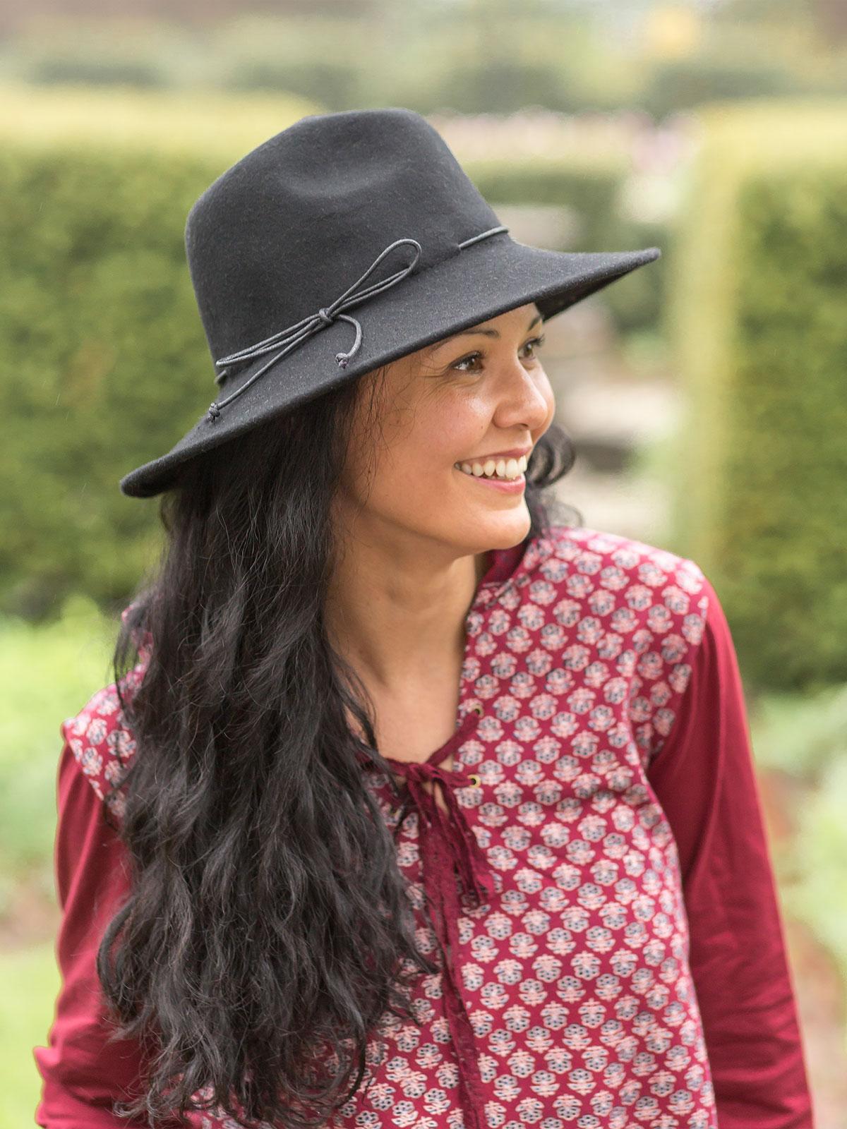 Anya Felt Hat