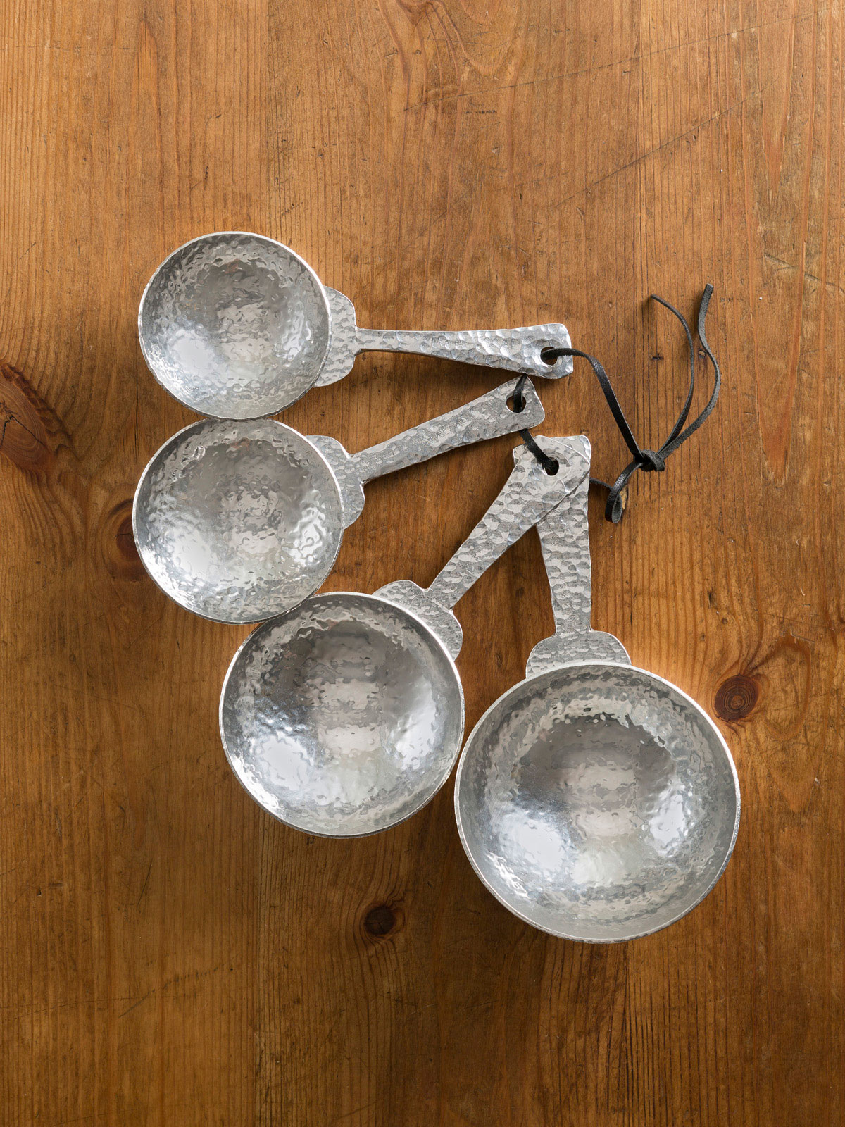 Pewter Measuring Cups