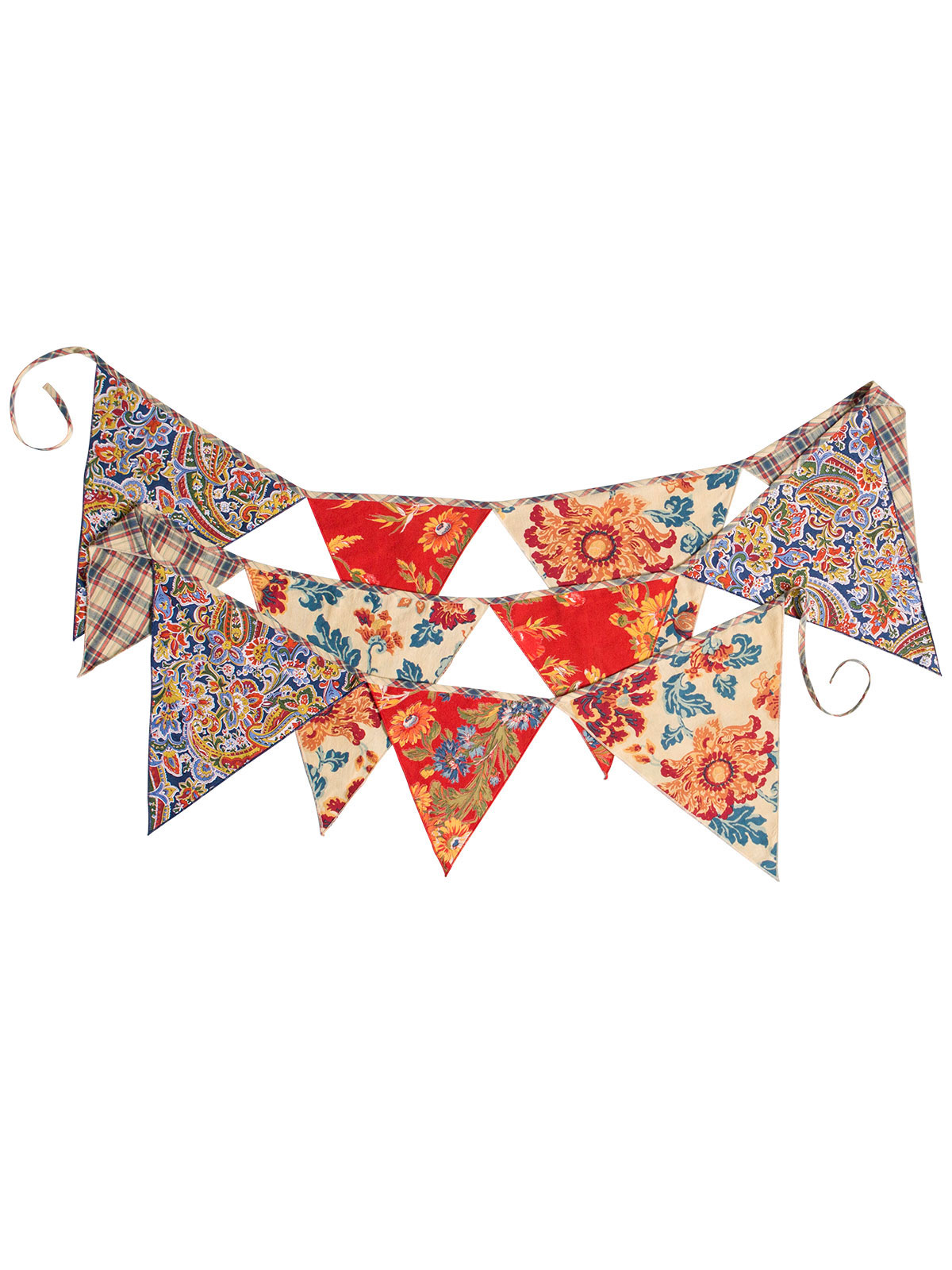 Kindred Patchwork Party Pennants