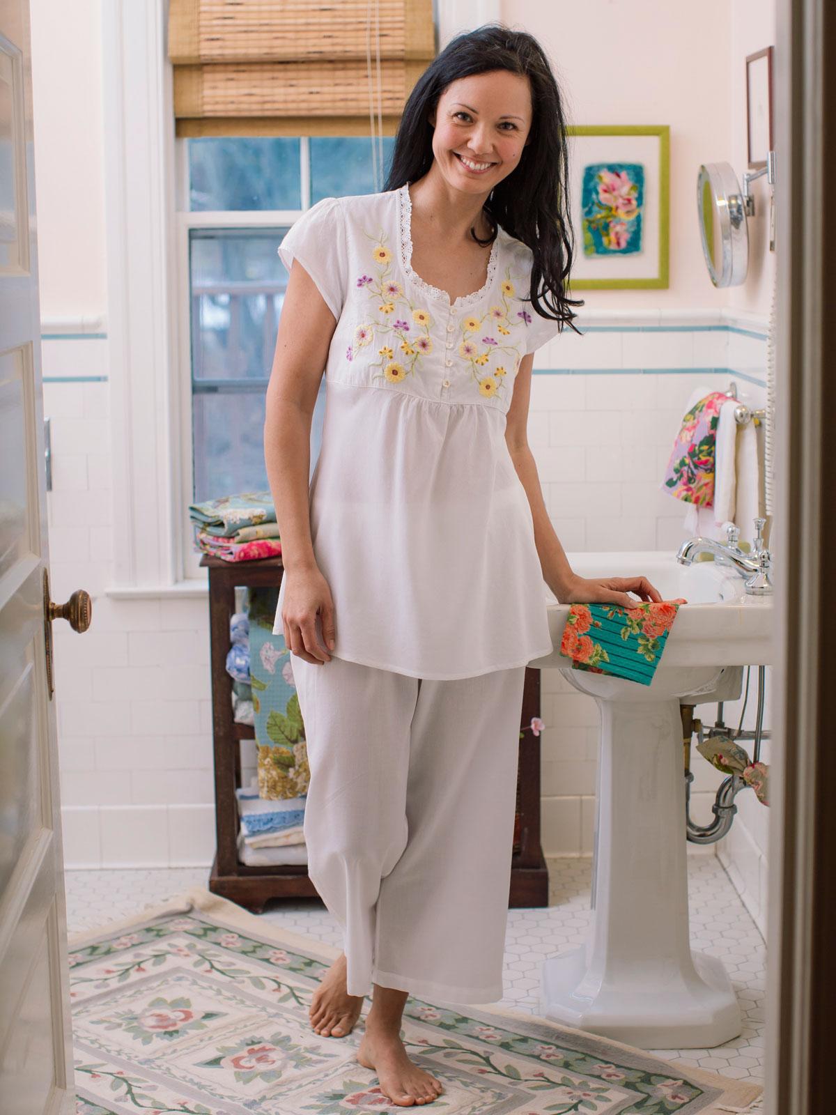 Morning Ladies Pajamas Attic Sale Ladies Attic