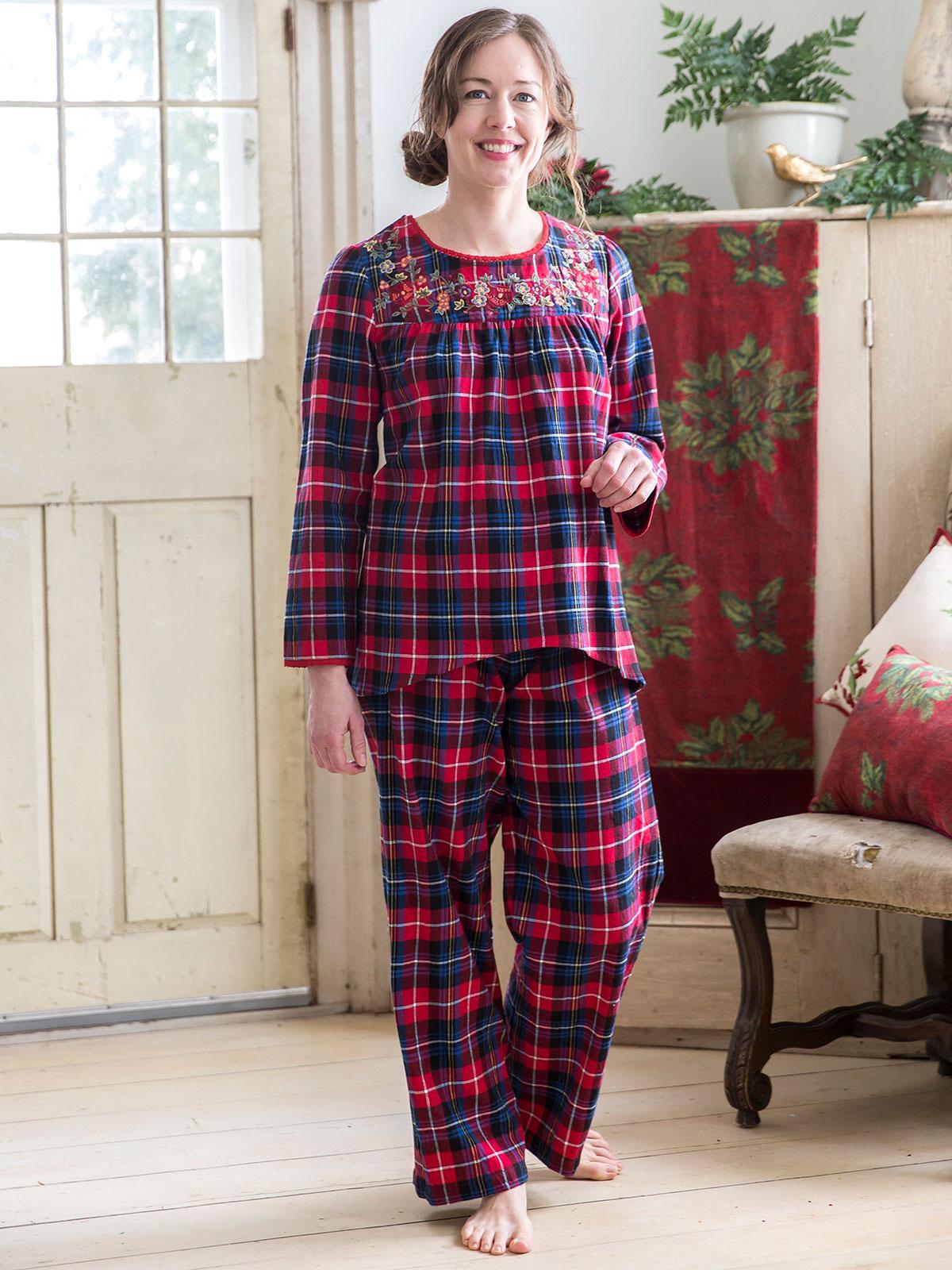f622f4ac270c Penny Plaid Pajama
