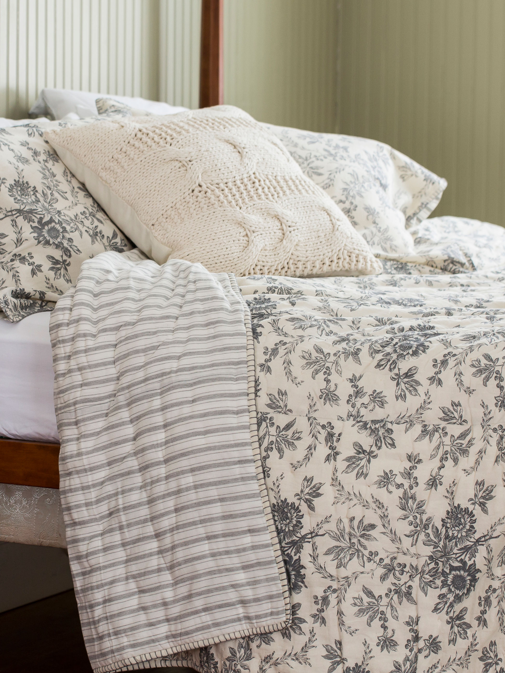 Felicity S Flowers Quilt Your Home Bedding Beautiful