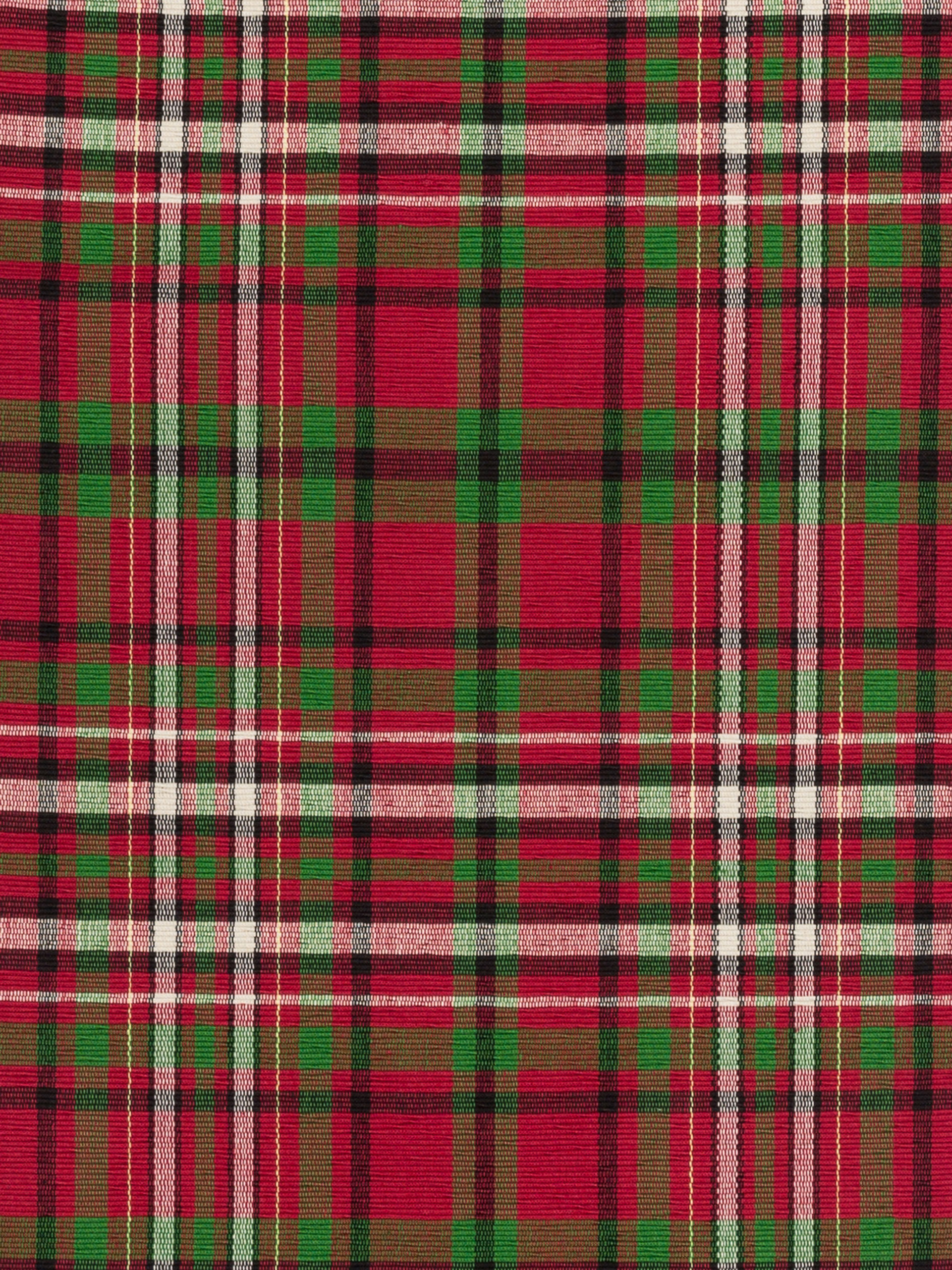 christmas plaid runner - Christmas Plaid