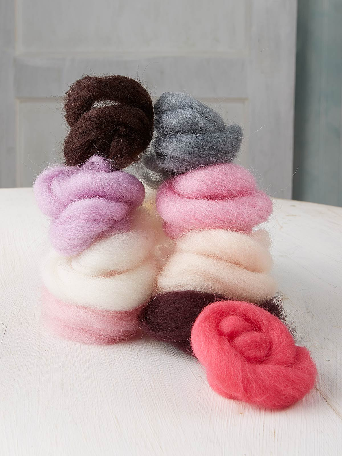 Antique Beauty Roving Refill Kit
