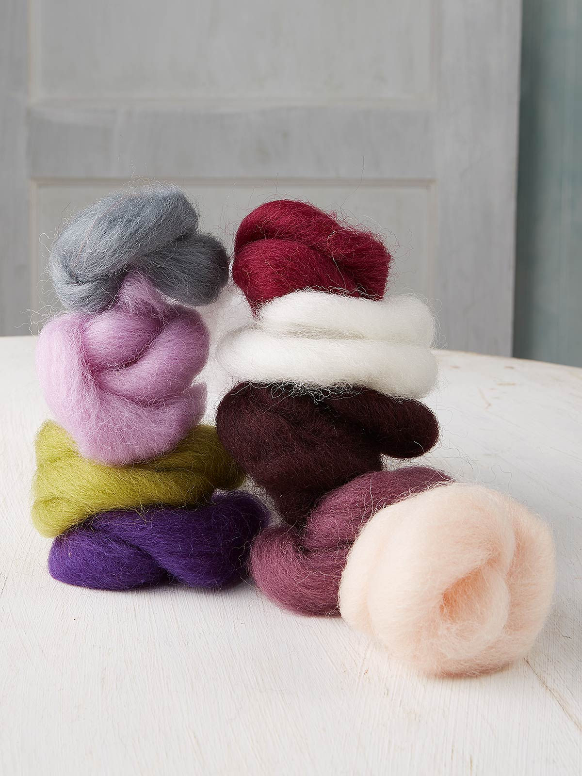 Vintage Floral Roving Refill Kit