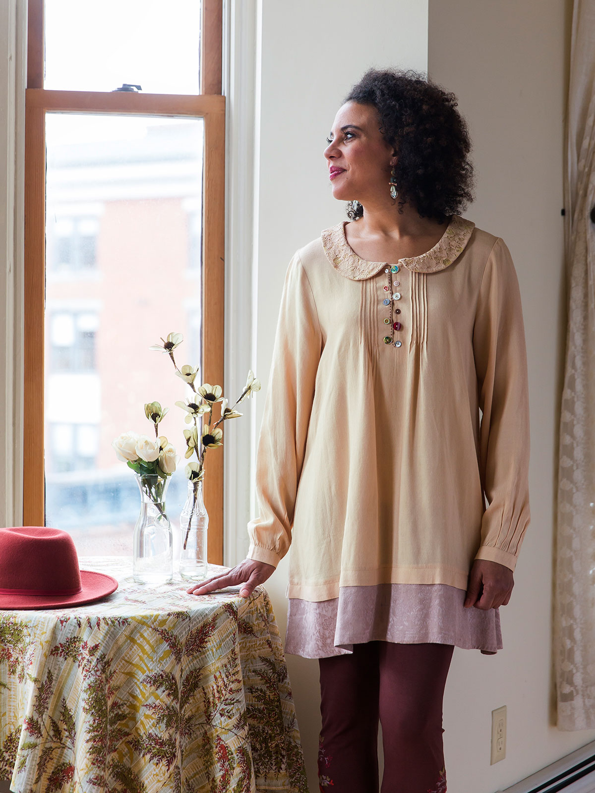 Whinnie Tunic