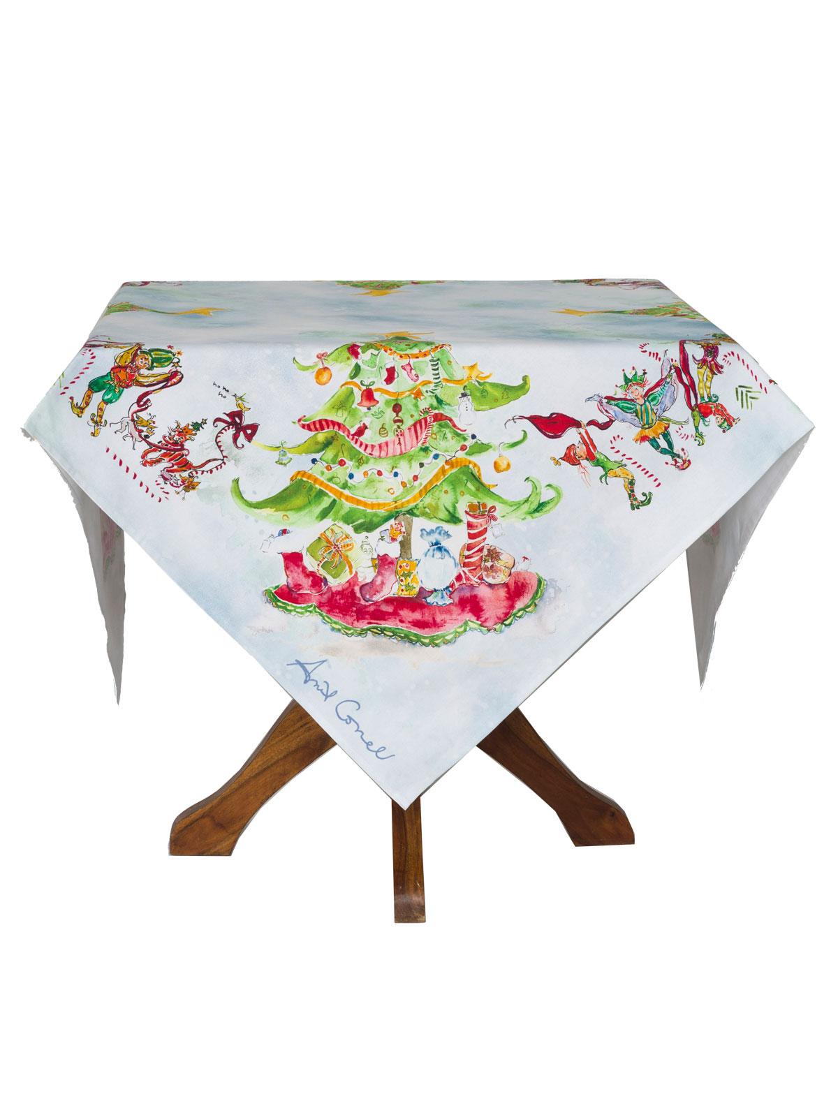 Elves Tablecloth
