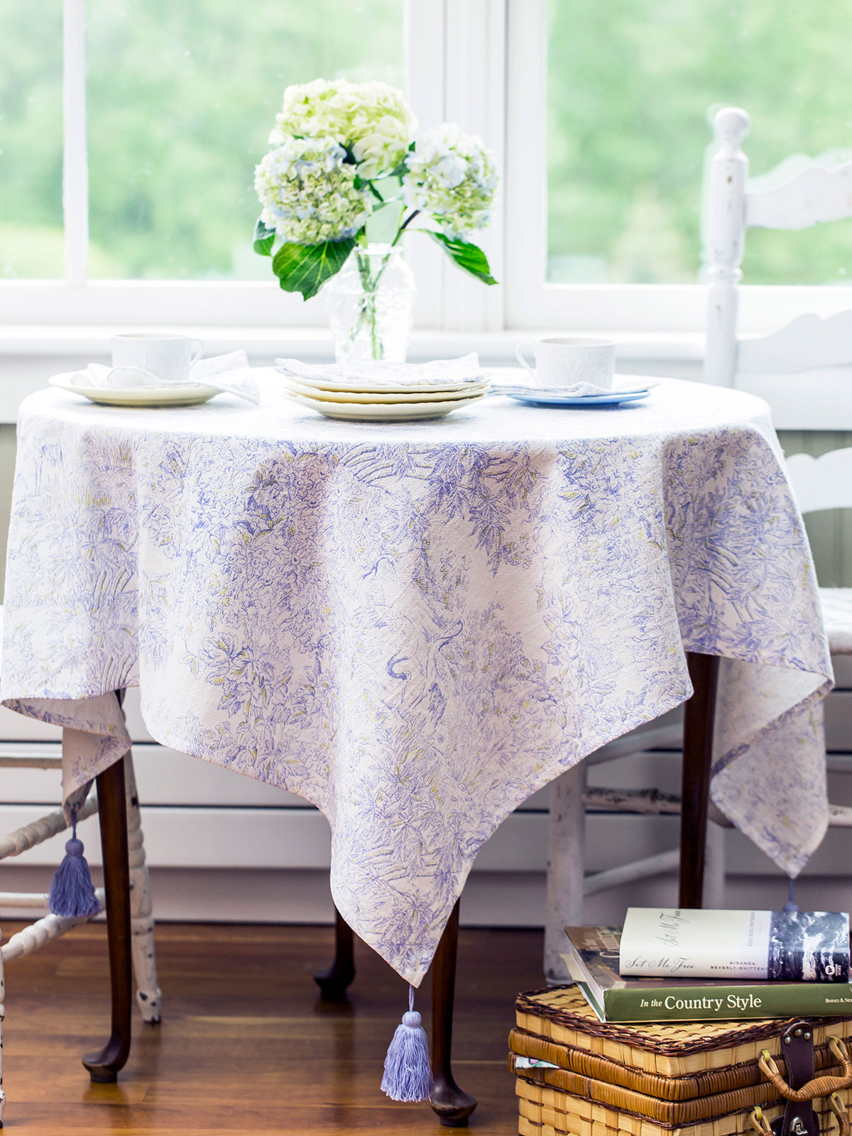 Tranquility Tablecloth