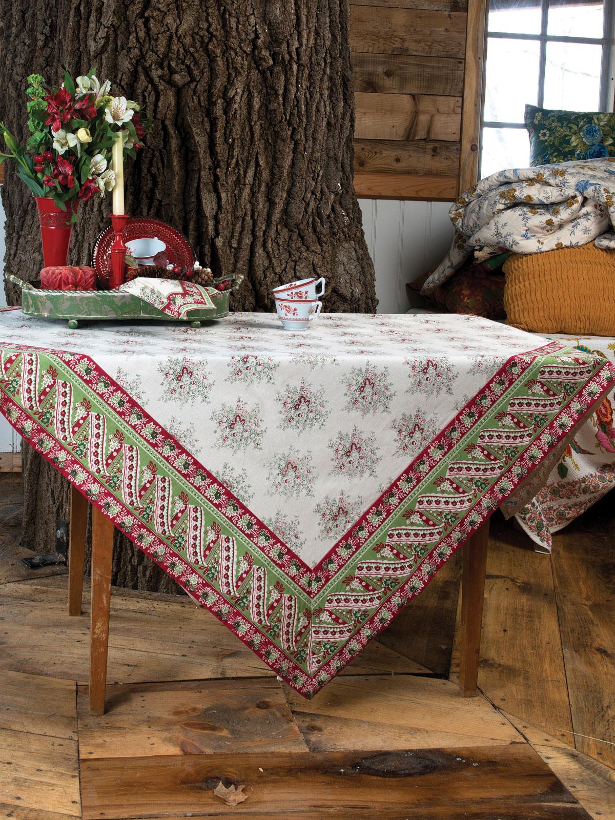 Marseilles Tablecloth