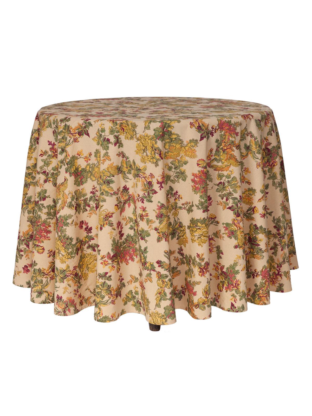 April Cornell Bedding Reverie Round Cloth | Attic Sale, Linens & Kitchen Attic ...