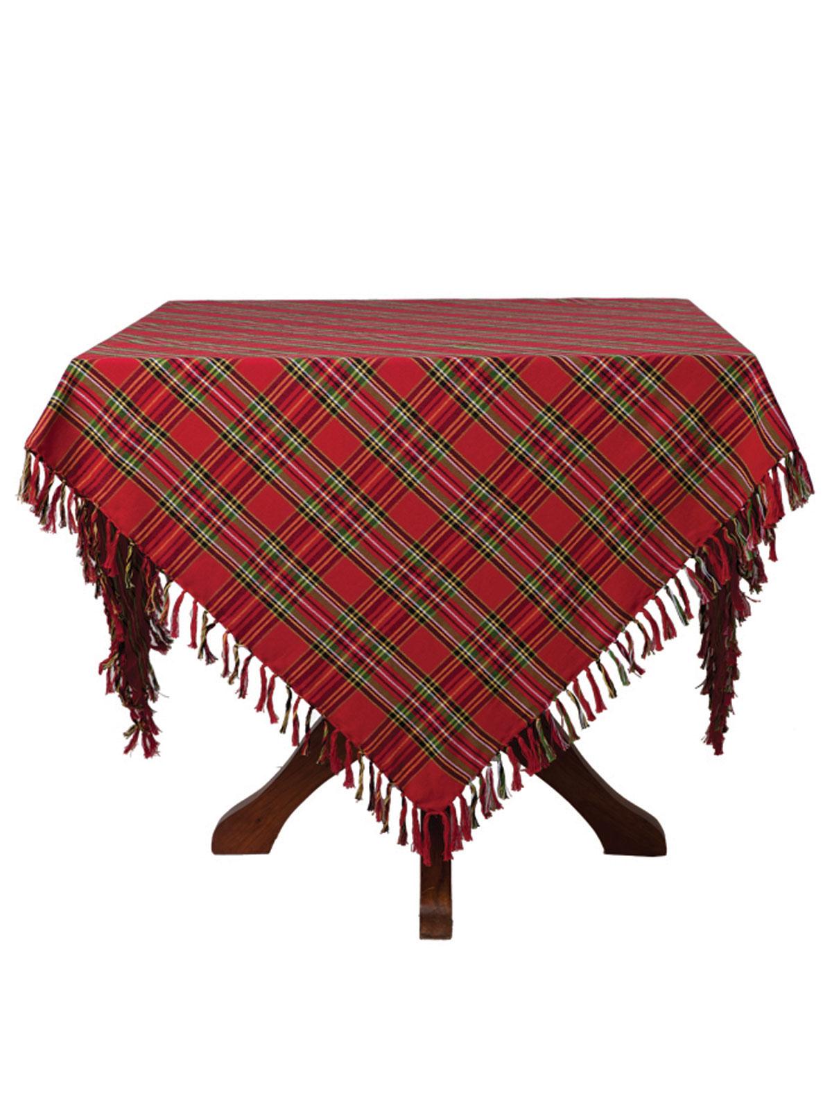 Holiday Christmas Tablecloth