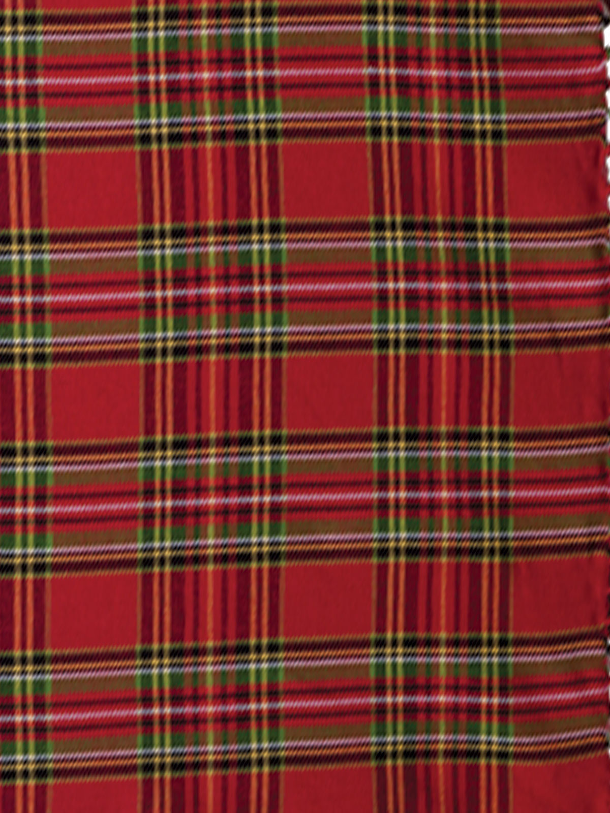 alternate2 tartan plaid tablecloth - Christmas Plaid