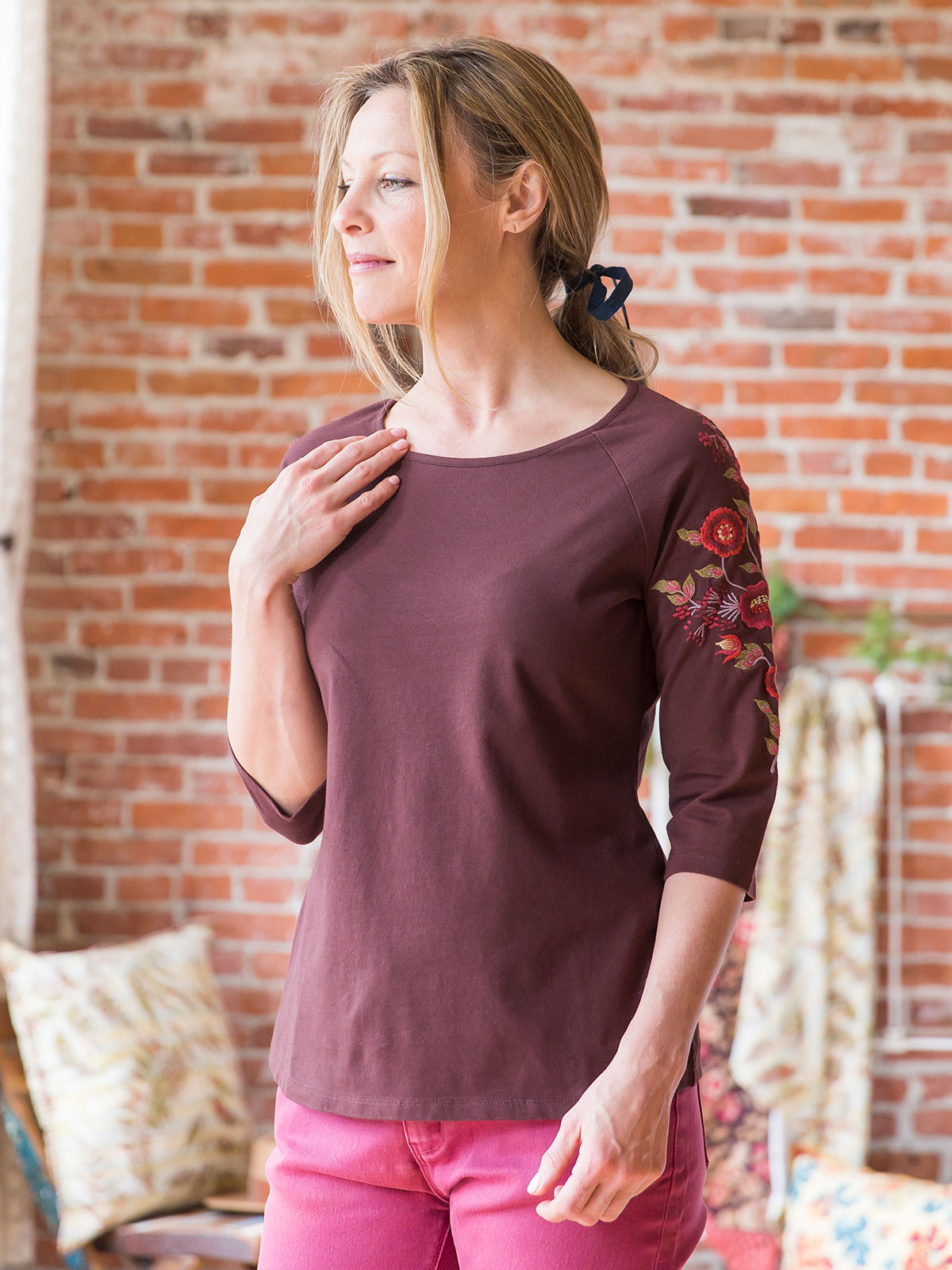 Tapestry T-Shirt
