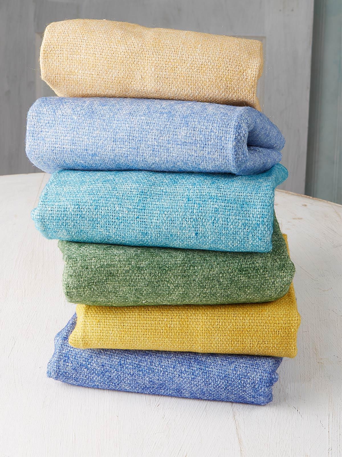 Provence Wool Felt Squares Set of 6