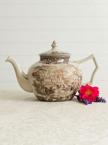 Carolina Teapot