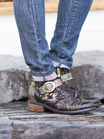 Georgiana Shoe