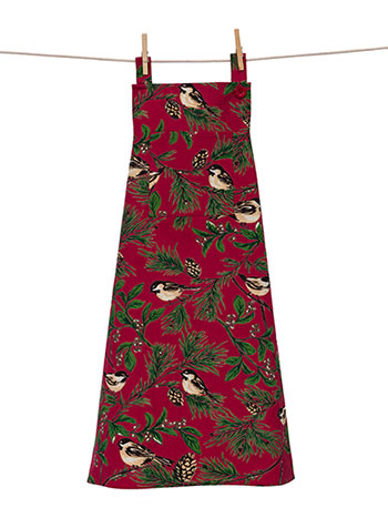 Chickadee Adult Apron
