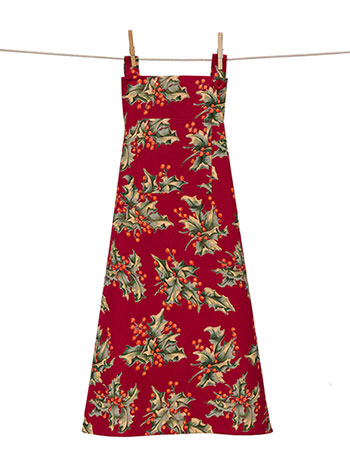 Holly Adult Apron