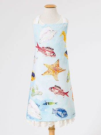April's Reef Kids Apron