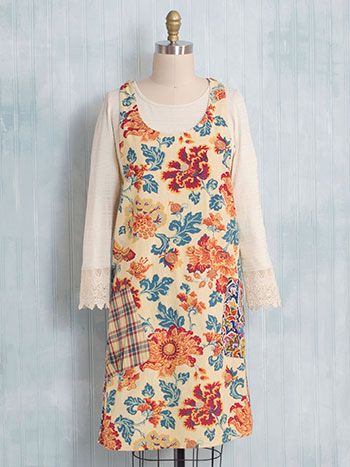 Kindred Patchwork Adult Apron
