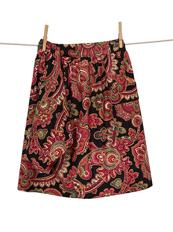 Queen's Court Skirt Apron